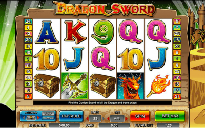 Thematic in 3D for free slot machines, with high definition graphics